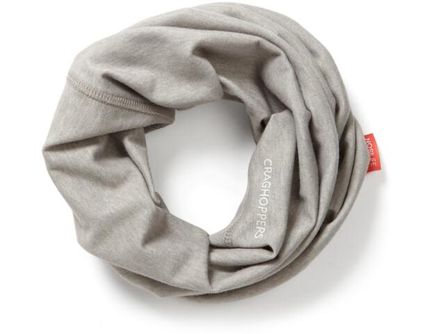Craghoppers NosiLife Loop Sjaal, soft grey marl
